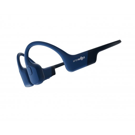 iPhone Kopfhörer Aftershokz Aeropex - Blau