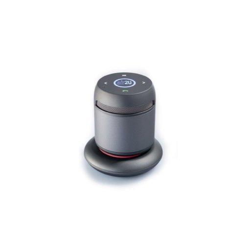 iPhone Lautsprecher Aiptek Music Speaker E15 - Grau