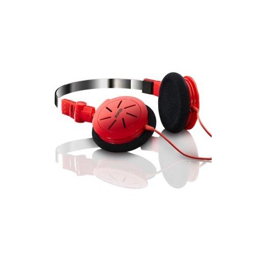 iPad Kopfhörer AKG K402 - Rot