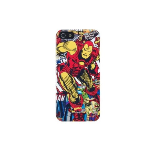 iPhone 5 Handyhülle AnyMode Iron Man