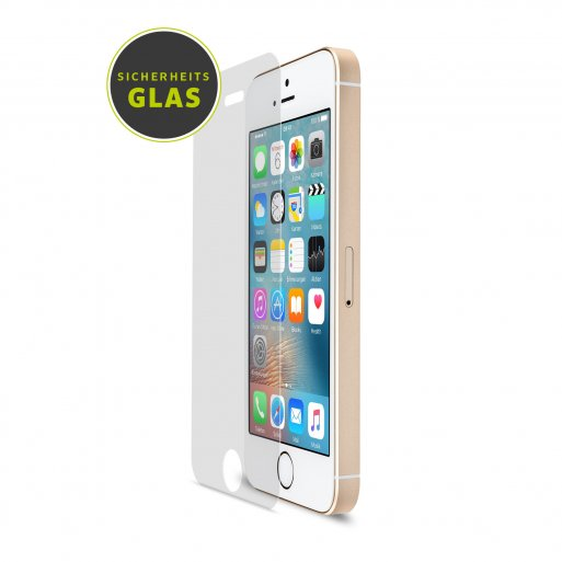 iPhone 5S Schutzfolie Artwizz 2nd Display Bildschirmschutz - Transparent