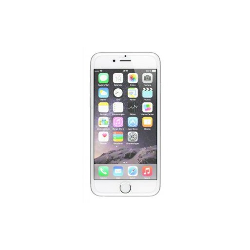 iPhone 6S Schutzfolie Artwizz 2nd Display - Transparent