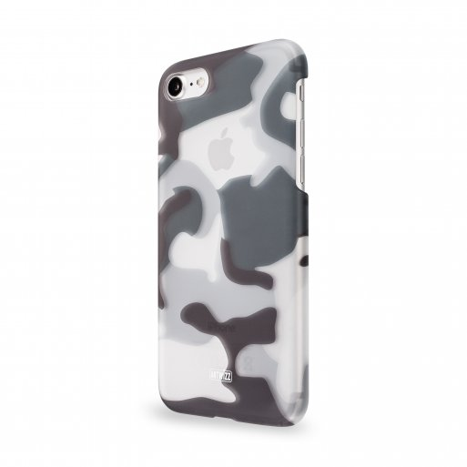 iPhone Handyhülle Artwizz Camouflage Clip - Mehrfarbig