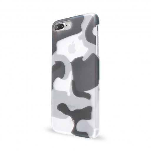 iPhone 7 Plus Handyhülle Artwizz Camouflage Clip - Mehrfarbig