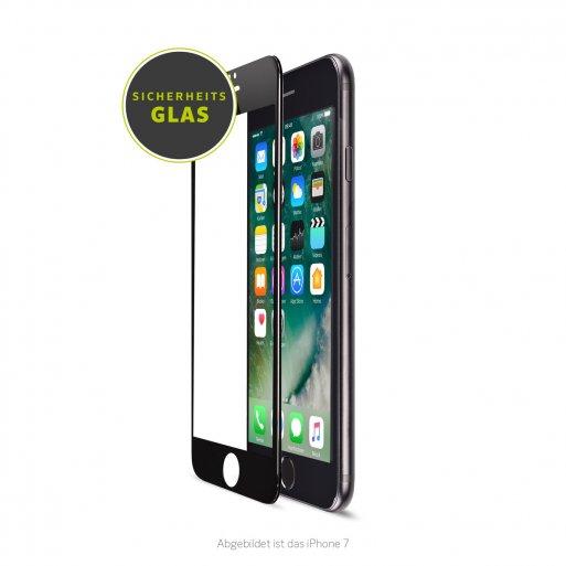 iPhone Schutzfolie Artwizz CurvedDisplay Bildschirmschutz - Schwarz