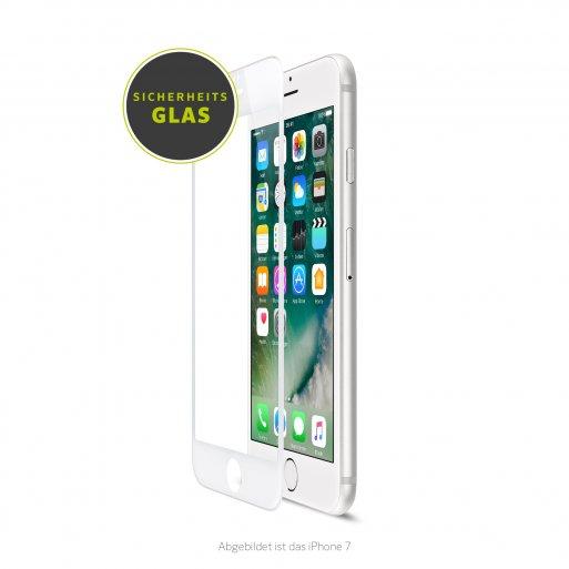 iPhone Schutzfolie Artwizz CurvedDisplay Bildschirmschutz - Weiss