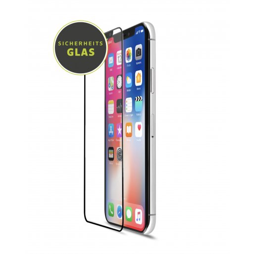iPhone Schutzfolie Artwizz CurvedDisplay V2 Bildchirmschutz - Transparent