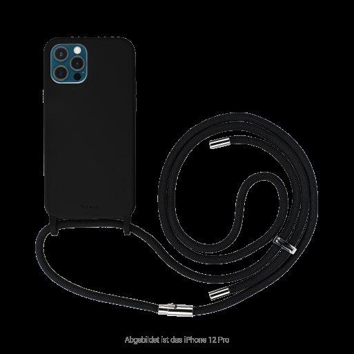 iPhone 13 Pro Handyhülle Artwizz HangOn Case - Schwarz