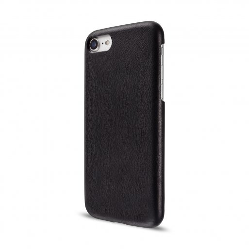 iPhone SE 2 (2020) Handyhülle Artwizz Leather Clip - Schwarz