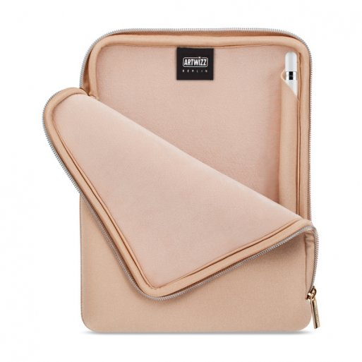iPad 10.2 (2019) Hülle Artwizz Neopren Sleeve - Gold
