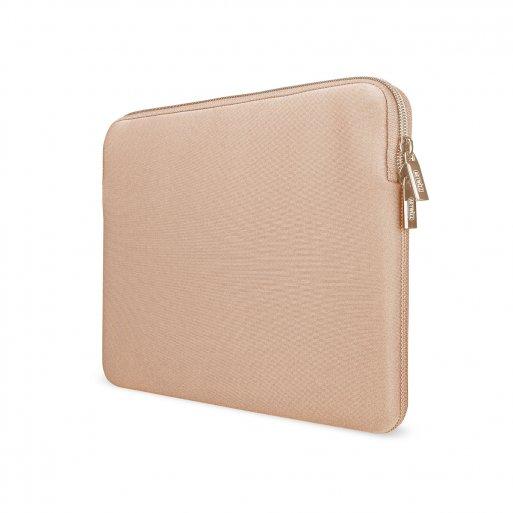 iPad Tasche Artwizz Neopren-Sleeve mit Reissverschluss und weichem Innenfutter für MacBook 12'' - Gold