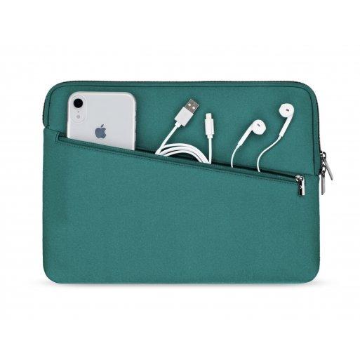MacBook Tasche Artwizz Neopren Sleeve Pro 13'' - Dunkelgrün