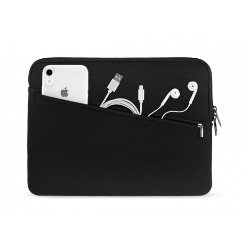MacBook Tasche Artwizz Neopren Sleeve Pro 13'' - Schwarz