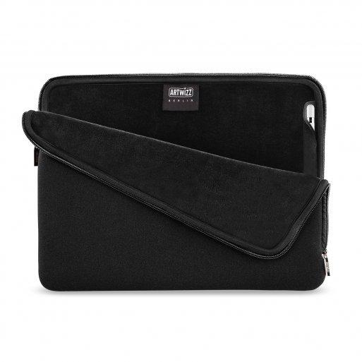 iPad Hülle Artwizz Neopren Sleeve - Schwarz