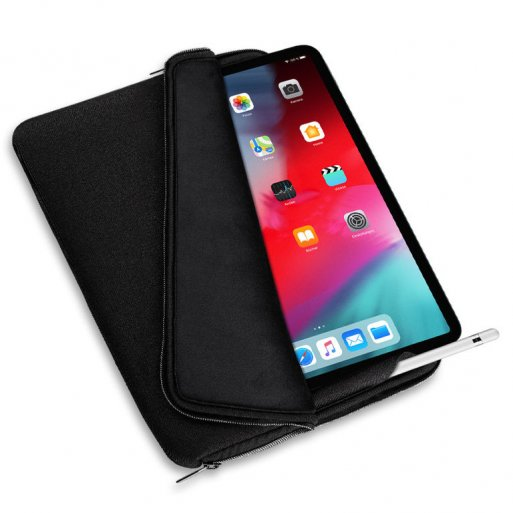iPad Air Hülle Artwizz Neopren Sleeve - Schwarz