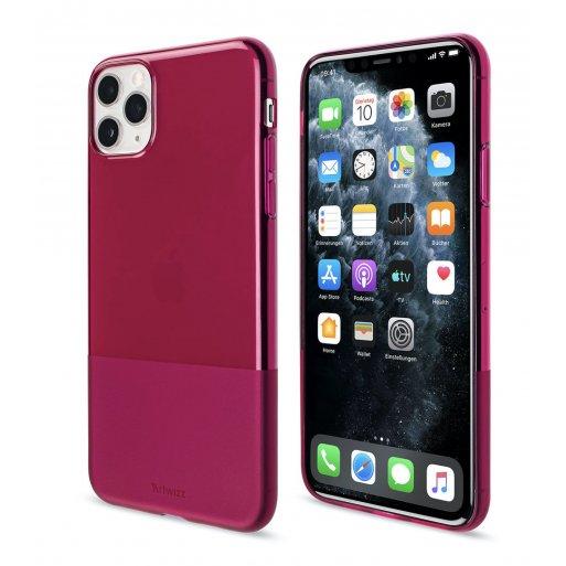 iPhone 11 Pro Max Handyhülle Artwizz NextSkin - Transparent-Pink