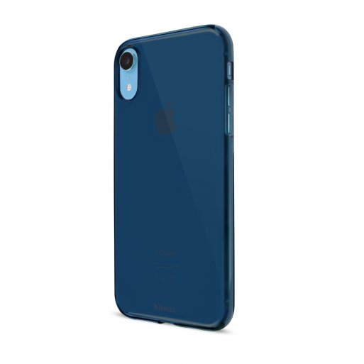iPhone XR Handyhülle Artwizz NoCase - Dunkelblau