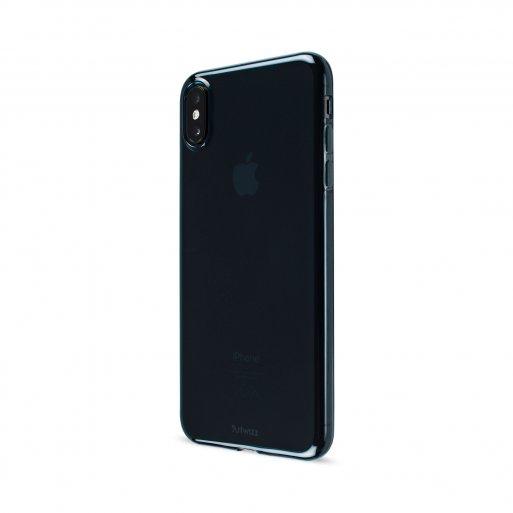 iPhone XS Max Handyhülle Artwizz NoCase - Dunkelblau