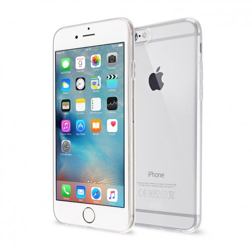 iPhone 6 Handyhülle Artwizz NoCase - Transparent