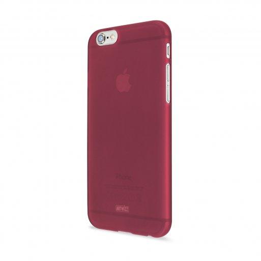 iPhone 6 Handyhülle Artwizz Rubber Clip Schutzhülle - Bordeaux