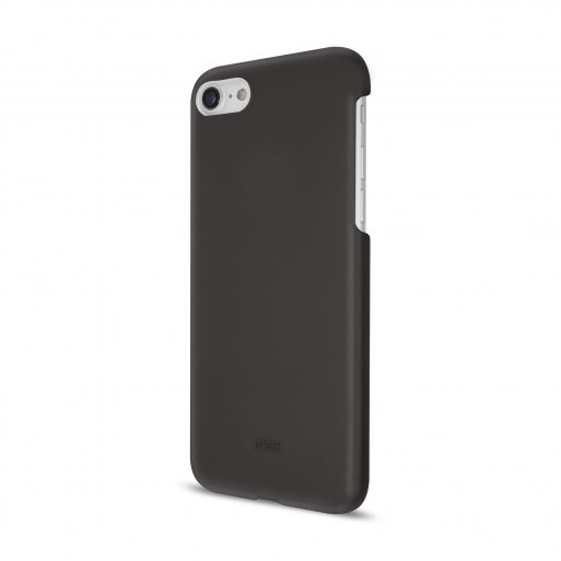 iPhone 7 Handyhülle Artwizz Rubber Clip Schutzhülle - Schwarz
