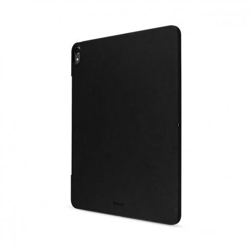 iPad Pro 12.9 (2018) Hülle Artwizz Rubber Clip Skin - Schwarz