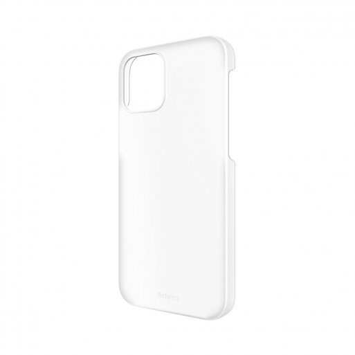 iPhone 12 Handyhülle Artwizz Rubber Clip - Transparent