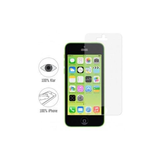 iPhone 5S Schutzfolie Artwizz ScratchStopper Bildschirmschutz - Transparent