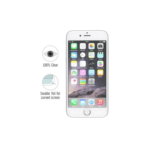 iPhone Schutzfolie Artwizz ScratchStopper Bilschirmschutz - Transparent