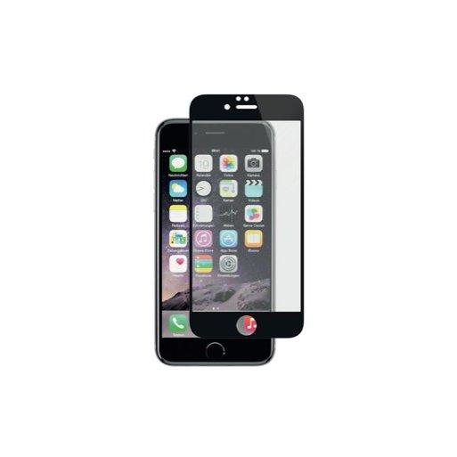 iPhone Schutzfolie Artwizz ScratchStopper Frame - Schwarz