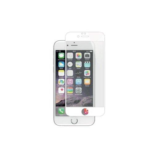 iPhone Schutzfolie Artwizz ScratchStopper Frame - Weiss