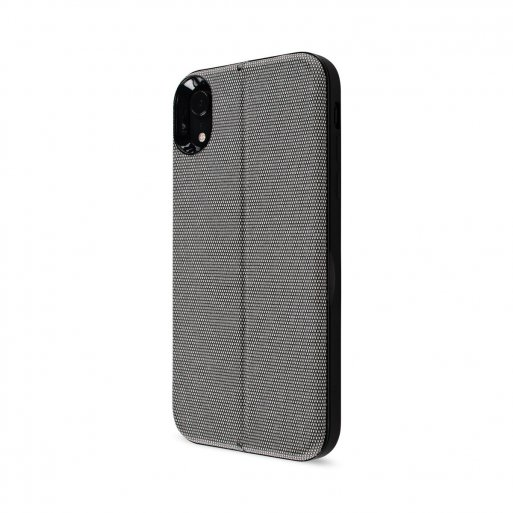 iPhone XR Handyhülle Artwizz Secret Case - Grau