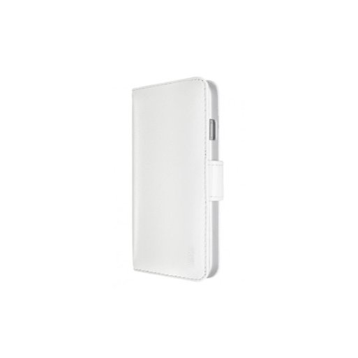iPhone 6 Handyhülle Artwizz SeeJacket Leather · Feinstes Lederetui mit Magnetverschluss für iPhone 6/6S (4.7'') - Weiss