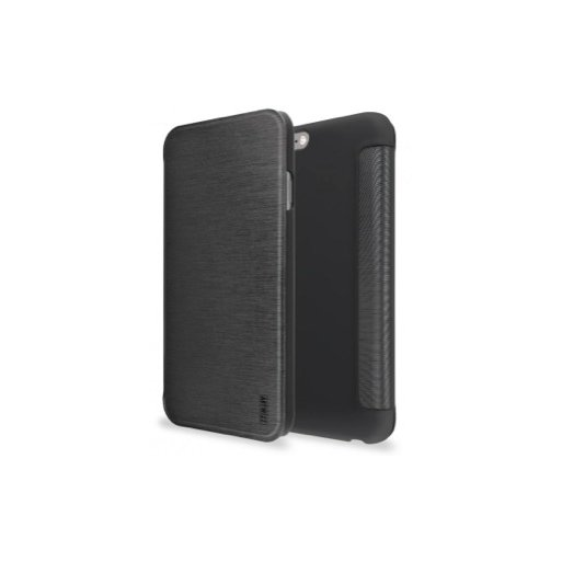 iPhone 6 Handyhülle Artwizz SmartJacket · Elegante Hülle mit Frontcover für iPhone 6/6S (4.7'') - Schwarz