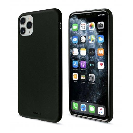 iPhone 11 Pro Max Handyhülle Artwizz TPU Case - Schwarz