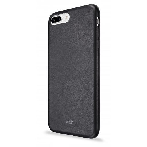 iPhone 7 Plus Handyhülle Artwizz TPU Case - Schwarz