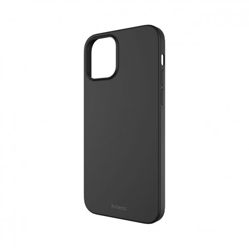 iPhone 12 Handyhülle Artwizz TPU Case - Schwarz