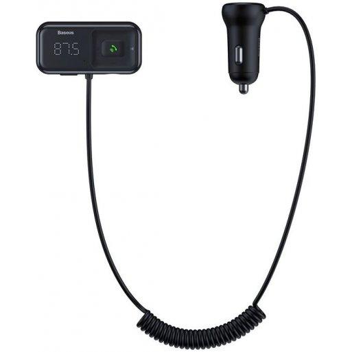 iPad Gadget Baseus T Typed S-16 Wireless MP3 Car Charger - 16 Wireless MP3 Car Charger