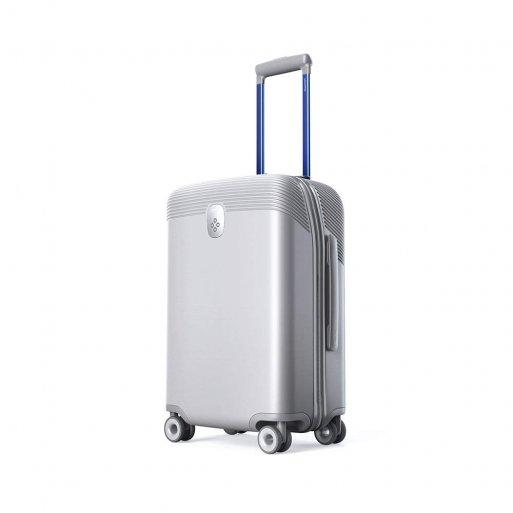 MacBook Tasche Bluesmart Cabine 22'' Cabine Koffer - Silber