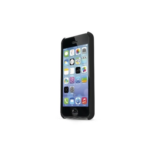 iPhone 5 Handyhülle booq Complete Protection Kit - Schwarz
