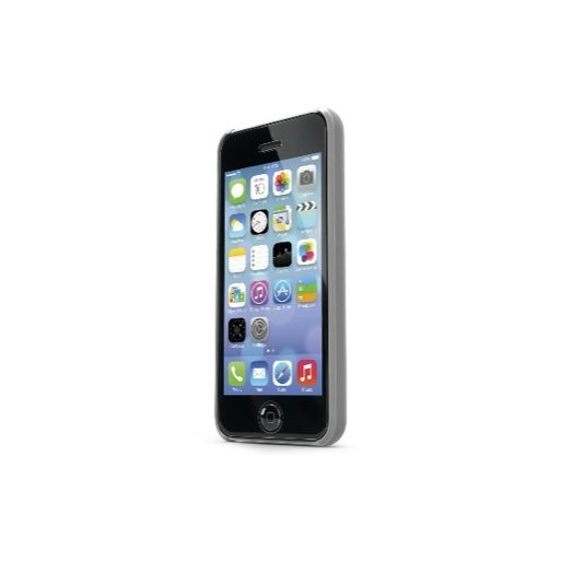 iPhone 5 Handyhülle booq Complete Protection Kit - Transparent