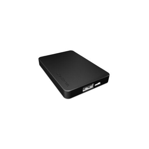 iPhone Powerbank Calibre ULTRA'GO nano 2'500mAh Powerbank - Schwarz