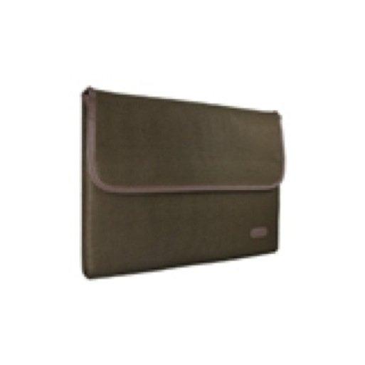 MacBook Tasche Case-Mate Glovez für PB G4 15'' (Al) & MacBook Pro, Mocha - Dunkelgrün