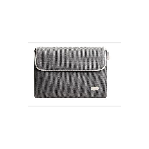 MacBook Tasche Case-Mate Glovez für PB G4 15'' (Al) & MacBook Pro, Silber - Silber