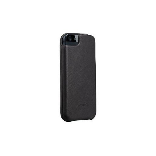 iPhone 5 Handyhülle Case-Mate SIGNATURE - Schwarz