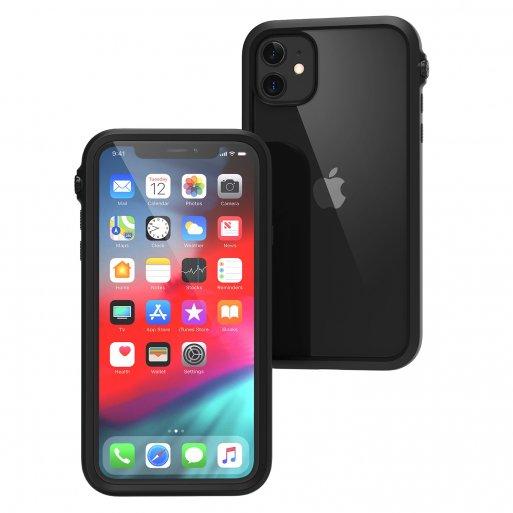 iPhone 11 Handyhülle Catalyst Impact Schock Resistentes Case - Schwarz