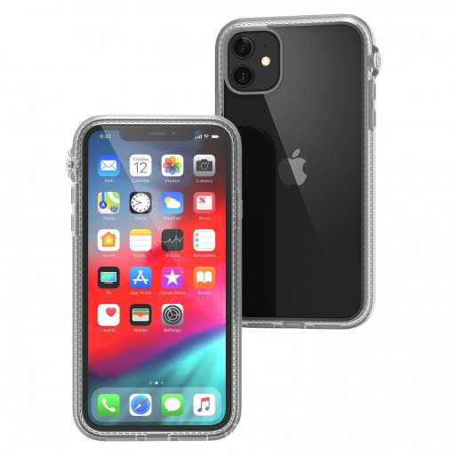 iPhone 11 Handyhülle Catalyst Impact Schock Resistentes Case - Transparent