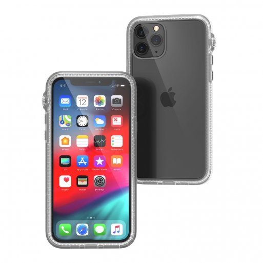iPhone 11 Pro Handyhülle Catalyst Impact Schock Resistentes Case - Transparent