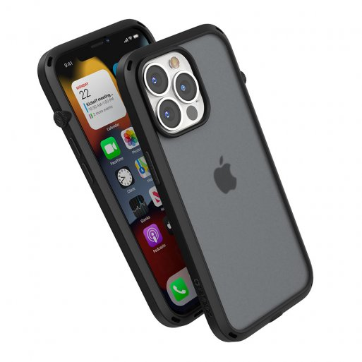 iPhone 13 Pro Handyhülle Catalyst Influence Case - Schwarz