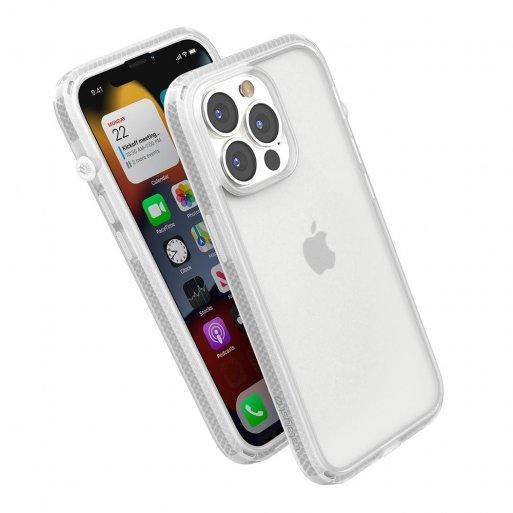 iPhone 13 Pro Max Handyhülle Catalyst Influence Case - Transparent